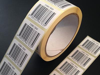 Etishop barcode etiketten